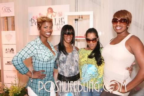 Posh Life Bling and The Real Housewives of Atlanta on Bravo